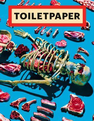 Toilet Paper: Issue 13 por Maurizio Cattelan, Pierpaolo Ferrari