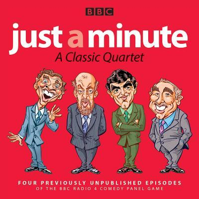Just a Minute: A Classic Quartet: 4 classic episodes of the Radio 4 comedy panel game