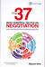 The 37 Most Powerful Tactics On Negotiation by Edysen Shin