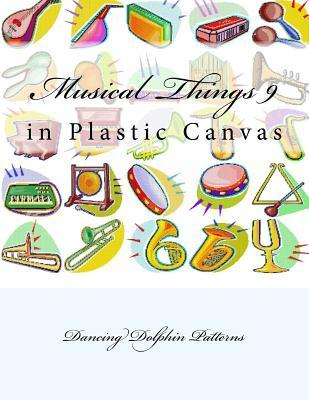 Musical Things 9: In Plastic Canvas