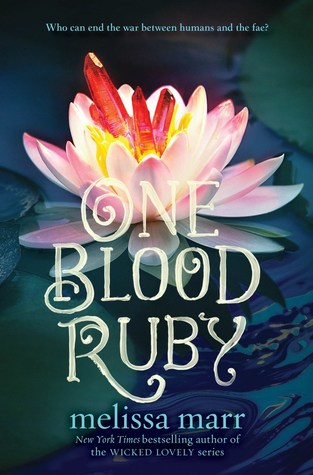 One Blood Ruby (Seven Black Diamonds, #2)