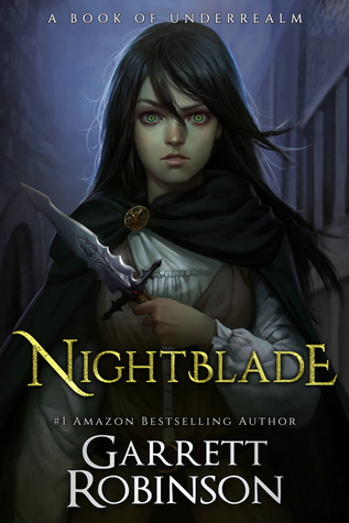 Nightblade (Nightblade Epic #1)