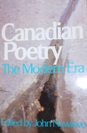 Canadian Poetry in the Modern Era (Oxford)