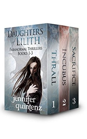 Daughters Of Lilith Paranormal Thrillers: Box Set: Books 1-3