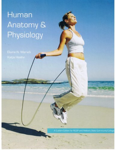 Human Anatomy and Physiology (8th Edition) (A custom Edition for RODP and Walters State Community College)