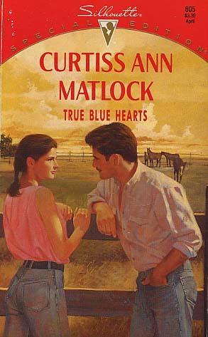 True Blue Hearts