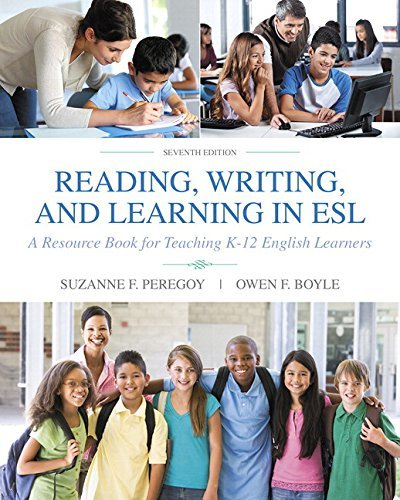 Reading, Writing and Learning in ESL: A Resource Book for Teaching K-12 English Learners with Enhanced Pearson eText -- Access Card Package (7th Edition) (What's New in ELL)