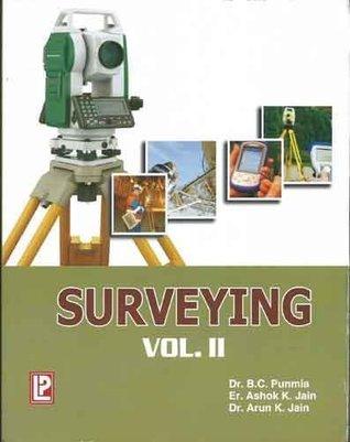 Surveying Volume 2 By Dr. B.c. Punmia Pdf
