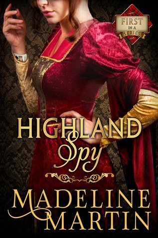 Highland Spy (The Mercenary Maidens, #1)