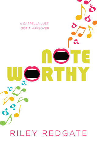 Noteworthy by Riley Redgate thumbnail