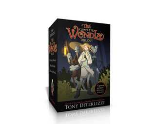 The Complete WondLa Trilogy: The Search for WondLa; A Hero for WondLa; The Battle for WondLa
