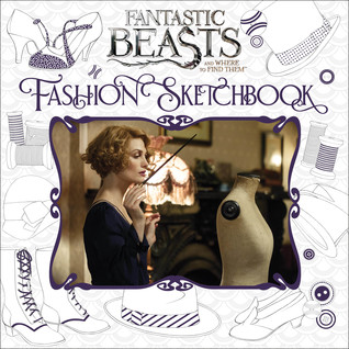 Fantastic Beasts and Where to Find Them: Coloring and Creativity Book: Creativity Sketchbook