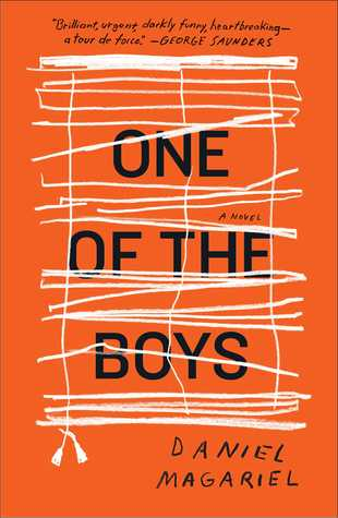 One of the Boys: A Novel by  Daniel Magariel