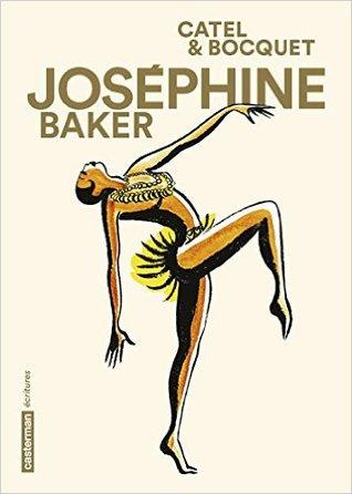 Joséphine Baker by José-Louis Bocquet