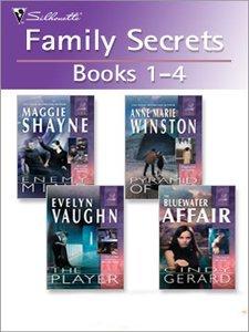 Family Secrets: Books 1-4 (Family Secrets, #1-4)