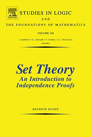 Set Theory An Introduction To Independence Proofs: 102
