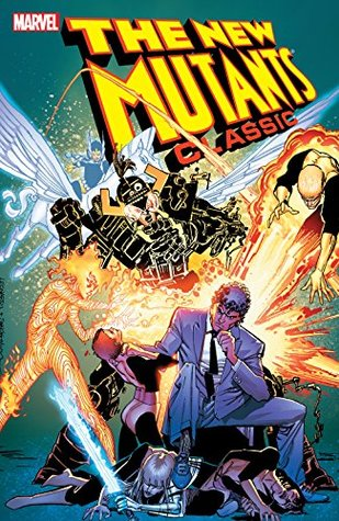 New Mutants Classic Vol. 5 (New Mutants by Chris Claremont