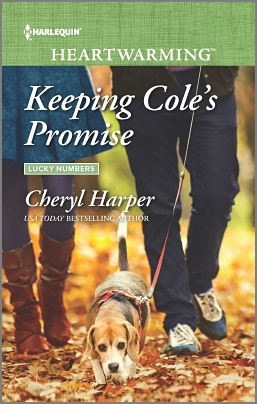 Keeping Cole's Promise (Lucky Numbers #3)