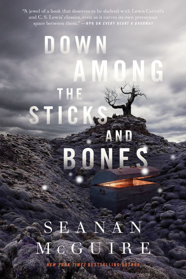 Down Among the Sticks and Bones (Wayward Children, #2)