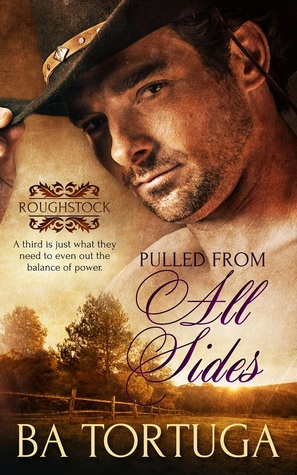 Book Review: Pulled from All Sides (Roughstock #6) by B.A. Tortuga