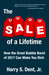 The Sale of a Lifetime by Harry S. Dent Jr.