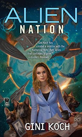 Book Review: Alien Nation by Gini Koch
