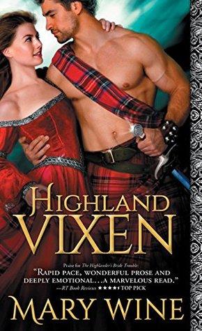 Highland Vixen (Highland Weddings, #2)