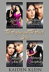 The Psychic and The Priest Paranormal Romance Set (Books 1-4): Kindred Souls~ Book 1, Archfiend Kinship ~ Book 2, Sinister Acts ~ Book 3, Adversary Inception ~ Book 4