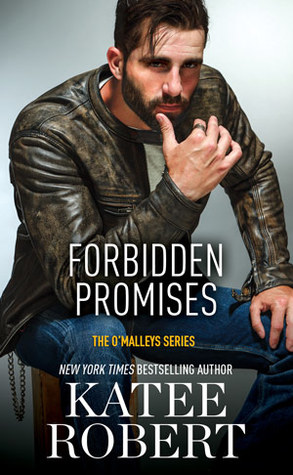 {Tour} Forbidden Promises by Katee Robert (with Interview, Excerpt, Review, + Giveaway)