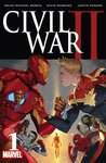 Civil War II by Brian Michael Bendis