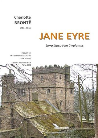 JANE EYRE: livre illustré en 2 volumes