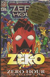 Ebook Zero Hour: Collector's Set by Dan Jurgens TXT!