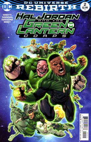 Hal Jordan and the Green Lantern Corps 2 (Hal Jordan and the Green Lantern Corps 2016, 2)