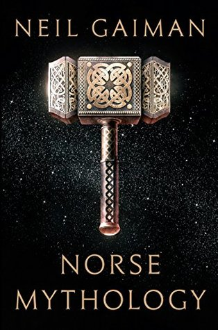 My TBR Books from the First Half of 2017 Norse Mythology
