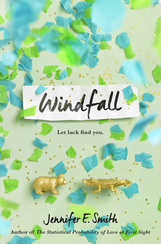 Windfall by Jennifer E. Smith thumbnail