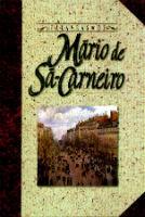 Palavras de Mário de Sá-Carneiro