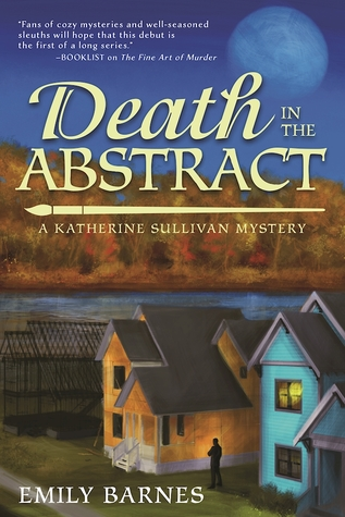 Death in the Abstract (Katherine Sullivan Mysteries, #2)