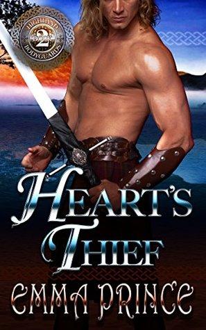 Heart's Thief (Highland Bodyguards #2)