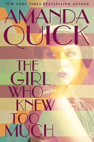 The Girl Who Knew Too Much (Burning Cove, #1)