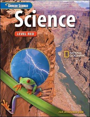 Science Interactive Chalkboard - Level Red - Glencoe