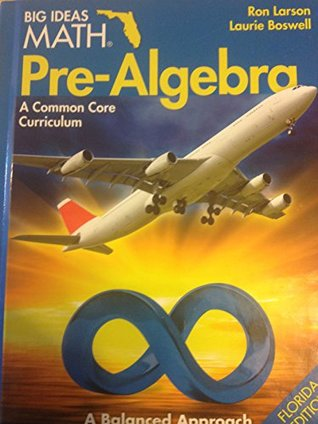 Big Ideas Math Pre-Algebra