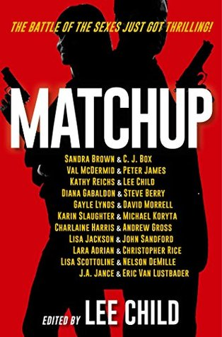 Book Review: MatchUp by Lee Child