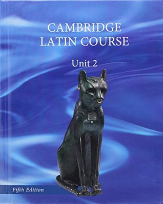 North American Cambridge Latin Course Unit 2 Student's Book + 1 Year Website Access