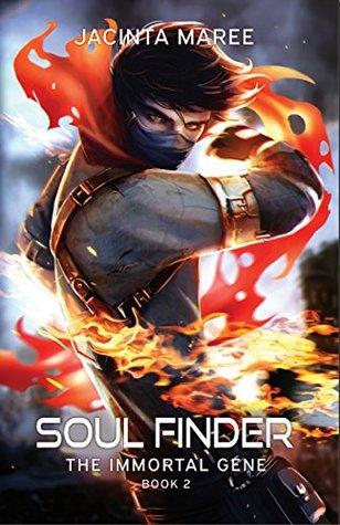 Soul Finder by Jacinta Maree