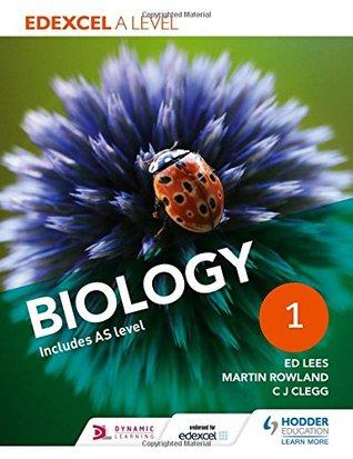 Edexcel a Level Biology Studentbook 1