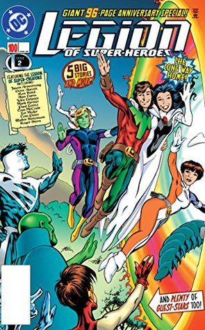 Legion of Super-Heroes (1989-) #100