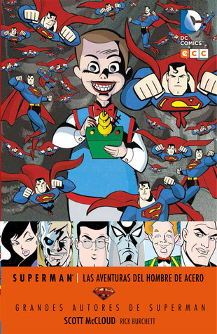 Superman: Las aventuras del Hombre de Acero (Grandes Autores de Superman: Scott McCloud, #2)