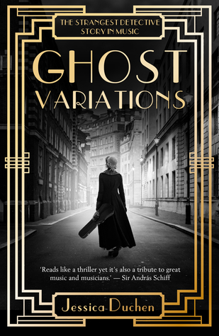 Ebook Ghost Variations by Jessica Duchen PDF!