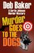 Murder Goes to the Dogs by Deb Baker