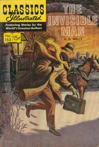 The Invisible Man (Annotated with short Author Biography)